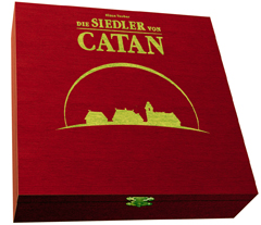 Settlers of Catan 15th Anniversary Edition by Mayfair Games