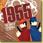 1955: The War of Espionage by Ape Games