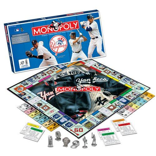 New York Yankees Monopoly 2006 Collector's Edition by USAopoly