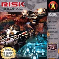 Risk 2210 AD by Avalon Hill