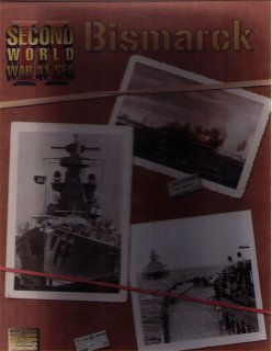 2nd World War At Sea: Bismarck 1940-41 by Avalanche Press, Ltd.
