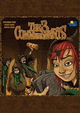The Three Commandments by Rio Grande Games