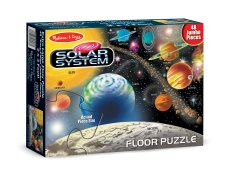 Solar System 48pc Floor Puzzle by Melissa and Doug