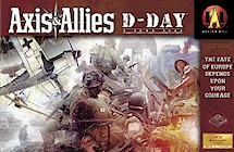 Axis and Allies - D-Day by Avalon Hill