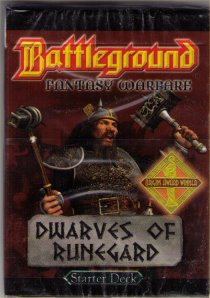 BFW Dwarves of Runegard Starter (Battleground Fantasy Warfare) by YOUR MOVE GAMES