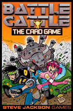 Battle Cattle : The Card Game by Steve Jackson Games  Wingnut Games