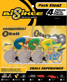 Bisikle: Cyclists (4) by CEPIA Games