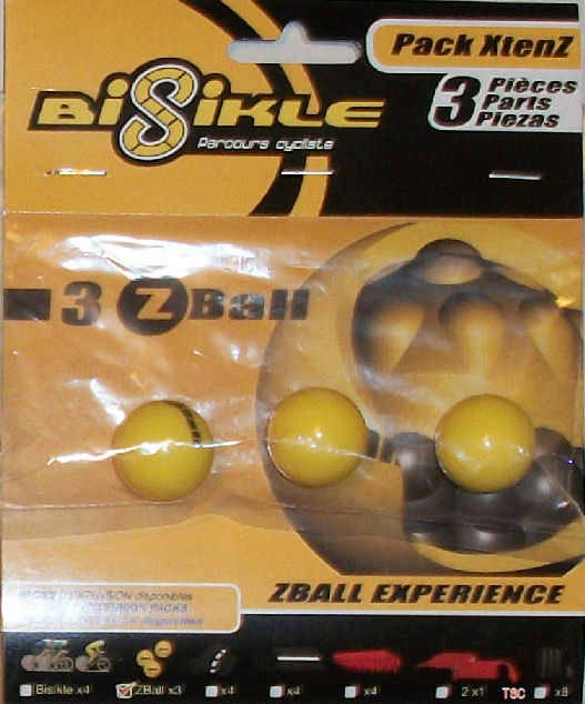 Bisikle: Zballs (3) by CEPIA Games