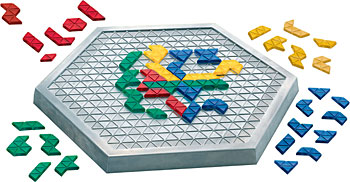 Blokus Trigon by Educational Insights