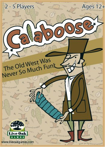 Calaboose by Live Oak Games