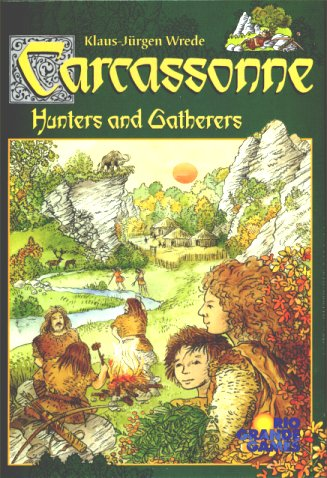 Carcassonne: Hunters  by