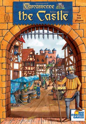Carcassonne: the Castle by Rio Grande Games
