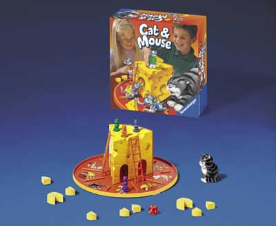 Cat & Mouse by Ravensburger