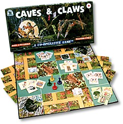 Caves and Claws by Family Pastimes