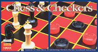 Chess and Checkers Set by Fundex Games