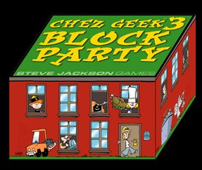 Chez Geek 3 - Block Party by Steve Jackson Games