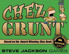 Chez Grunt by Steve Jackson Games