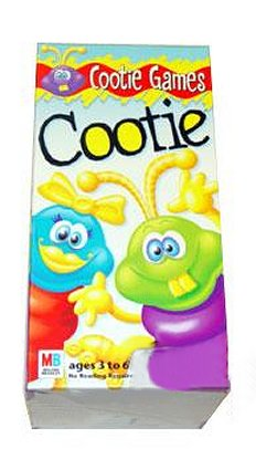 Cootie by Hasbro