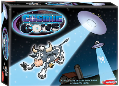 Cosmic Cows (Kniffel Duell) by Playroom Entertainment