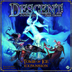 Descent: The Tomb of Ice Expansion by Fantasy Flight Games