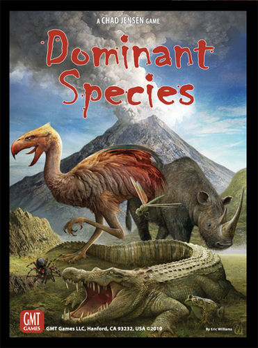 Dominant Species by GMT Games