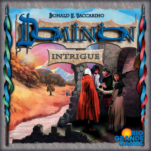 Dominion: Intrigue by Rio Grande Games