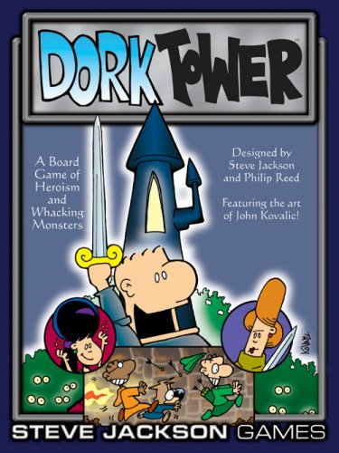 Dork Tower Boxed Game by Steve Jackson Games