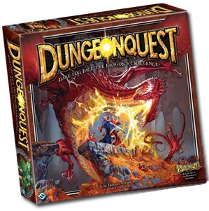 DungeonQuest (Dungeon Quest) by Fantasy Flight