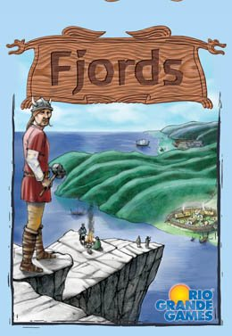 Fjords (Fjorde) by Rio Grande Games