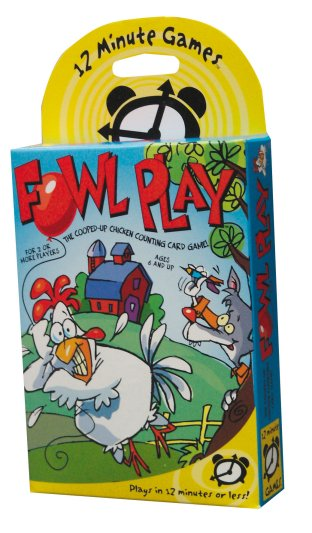 Fowl Play by Gamewright