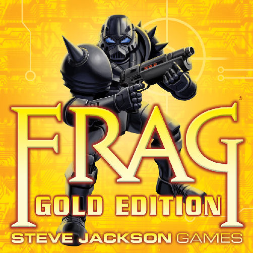 Frag Gold Edition by Steve Jackson Games