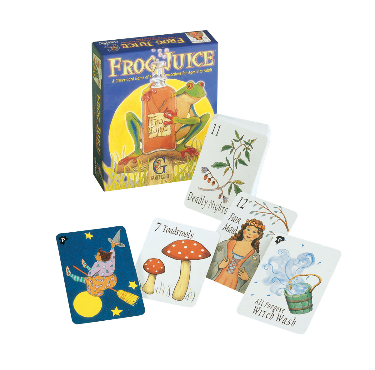 Frog Juice by Gamewright