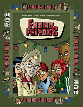 Funny Friends by Rio Grande Games