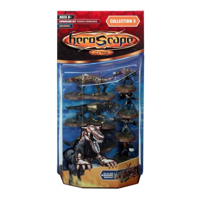 Heroscape Expansion Set - Soulborgs (Thora's Vengeance) - Wave 5 by Hasbro