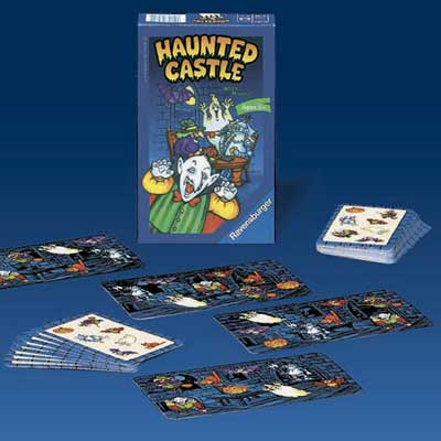 Haunted Castle by Ravensburger