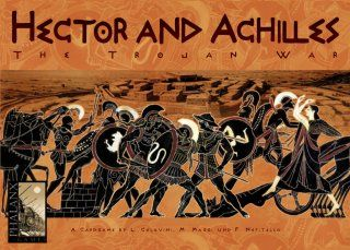 Hector & Achilles - The Trojan War by Mayfair Games