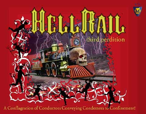 Hell Rail - Third Perdition by Mayfair Games
