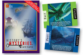 History's Mysteries by US Games Systems, Inc