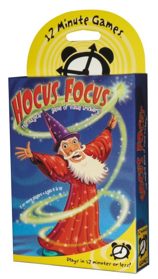 Hocus Focus by Gamewright