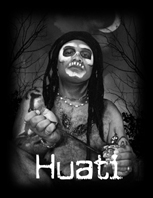 Horrific: Huati Deck by Laughing Pan Productions