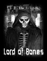 Horrific: Lord of Bones Deck by Laughing Pan Productions