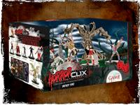 HorrorClix Starter Set by WizKids, LLC