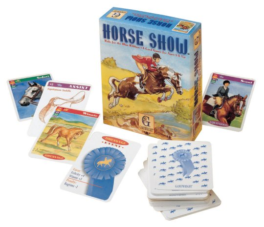Horse Show by Gamewright