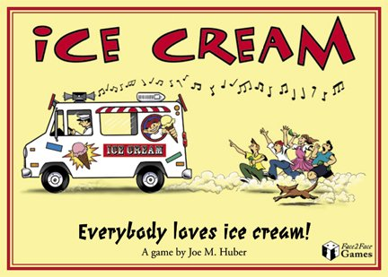 Ice Cream by Face 2 Face Games