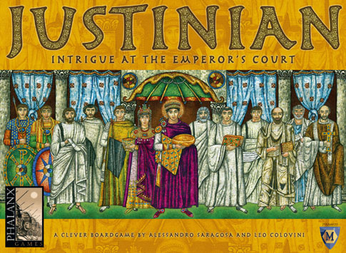 Justinian by Mayfair Games / Phalanx Games