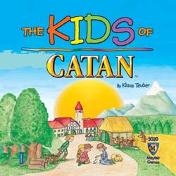Kids of Catan by Mayfair Games