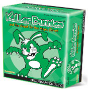 Killer Bunnies-Quest for Magic Carrot-Green Box Expansion by Playroom Entertainment