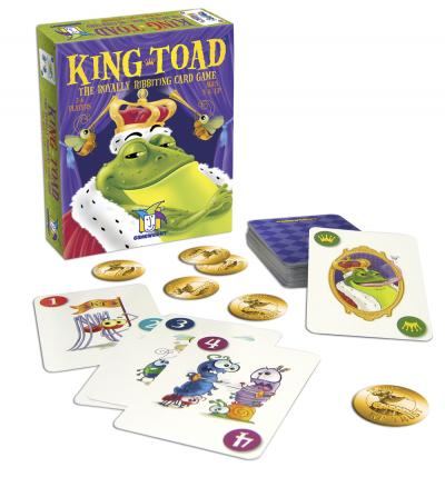 King Toad by Ceaco / Gamewright