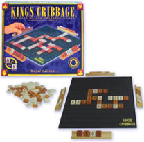 King's Cribbage by Winning Moves US