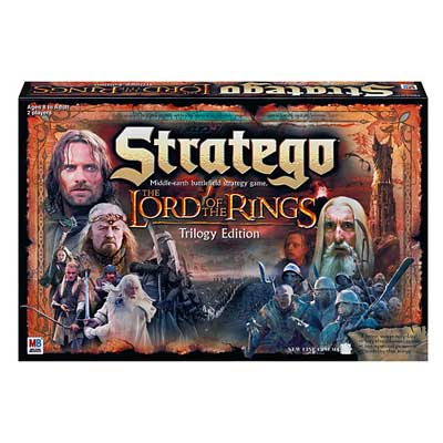 Lord of the Rings - Stratego (Trilogy Edition) by Hasbro